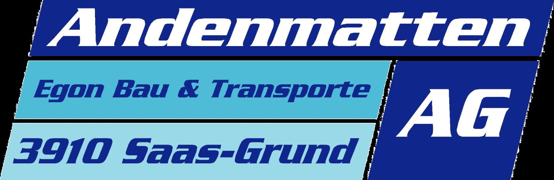 Andenmatten Egon Bau Transport AG